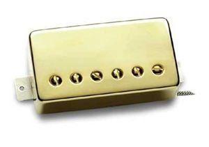 Seymour Duncan TB-10 Trembucker Full Shred Pickup Gold Cover 11103-64-Gc