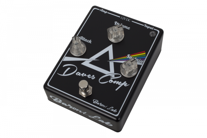 Baroni Lab Dave's Comp Optical Compressor Pedal BARONI-DCMP
