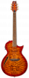 ESP LTD TL-6 Thinline Tiger Eye Burst Electric Guitar sku number LTL6QMTEB