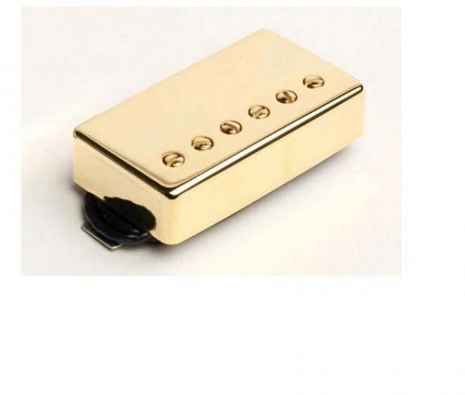 Seymour Duncan Humbucker SH-PG1n Pearly Gates Neck Pickup Gold Cover 11102-45-Gc
