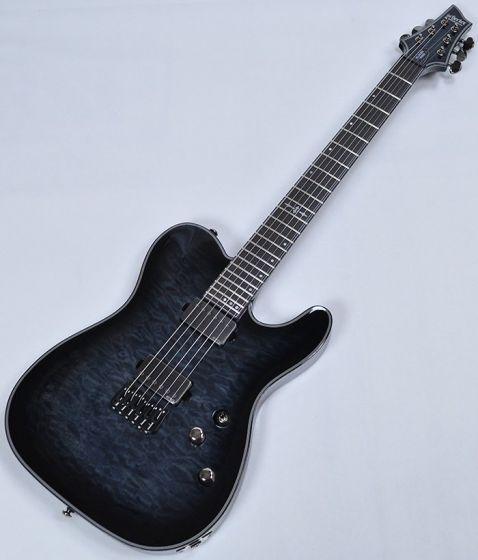 Schecter Hellraiser Hybrid PT Electric Guitar Trans Black Burst SCHECTER1934