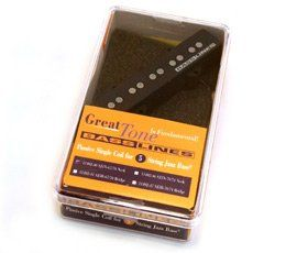 Seymour Duncan SJB-5B Passive 5-String Stack Bridge Pickup For Jazz Bass 11405-02