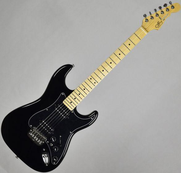 G&L USA Legacy HH Electric Guitar Jet Black USA LGCYH2-MP-BK 9612