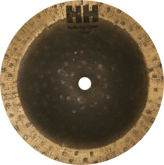"Sabian 7"" HH Radia Cup Chime 10759R"