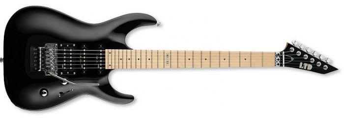 ESP LTD MH-53 Guitar Black sku number LMH53BLK