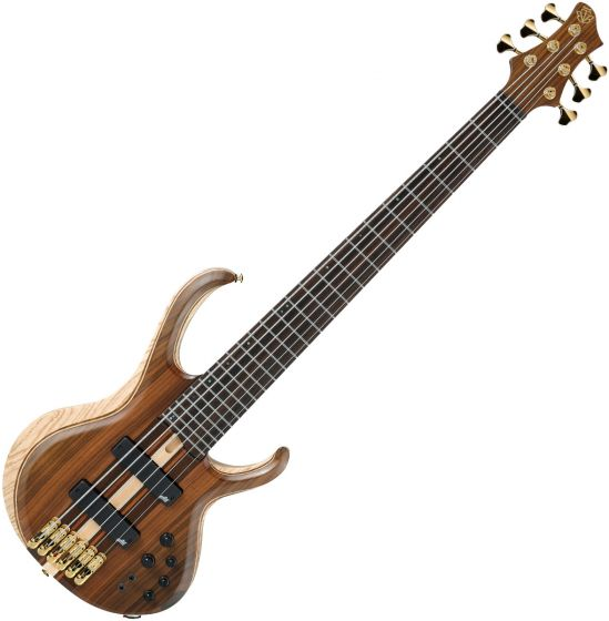 Ibanez BTB1825E Electric Bass Natural Low Gloss BTB1825ENTL