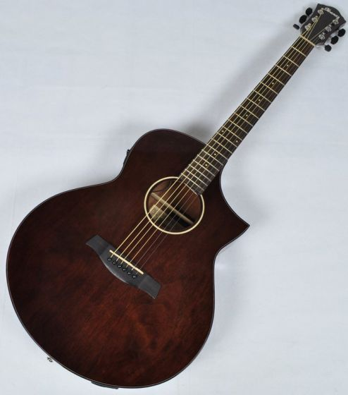 Ibanez AEW40CD-NT AEW Series Acoustic Electric Guitar in Natural High Gloss Finish AEW40CDNT