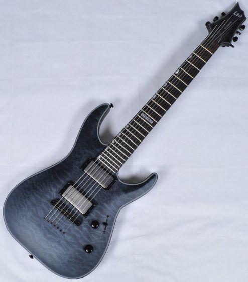 ESP LTD H7-2015 40th Anniversary Guitar in See Thru Black sku number LH72015STBLK