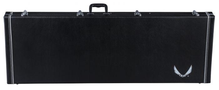 Dean Deluxe Hard Case Razor Back Bass DHS RZBACK BASS DHS RZBACK BASS