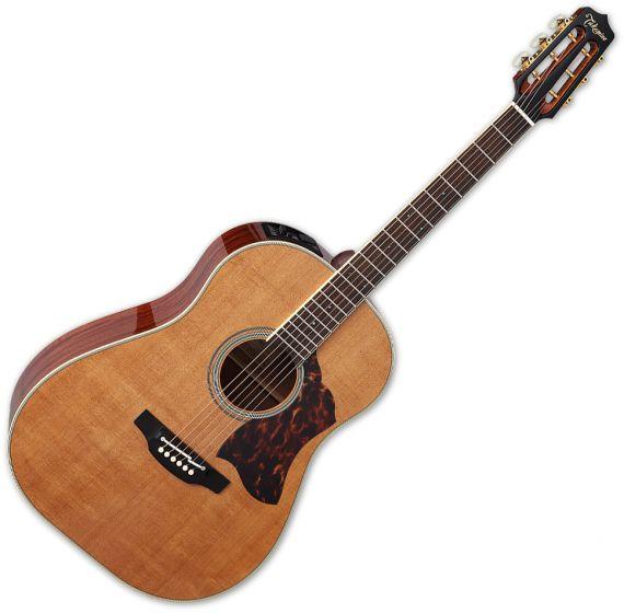 Takamine CRN-TS1 Dreadnought Acoustic Guitar Natural Gloss TAKCRNTS1