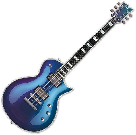 ESP Eclipse Custom Electric Guitar Andromeda II EECCTMANDII