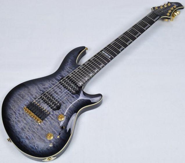 ESP JR-608 QM 2015 Javier Reyes Signature Electric Guitar in Faded sku number LJR608QMFBSB