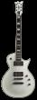 ESP E-II Eclipse Snow White Satin Electric Guitar w/Case sku number EIIECSWS