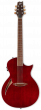 ESP LTD TL-6 Thinline Wine Red Electric Guitar LTL6WR