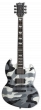 ESP E-II Viper Urban Camo Electric Guitar w/Case sku number EIIVIPERUC