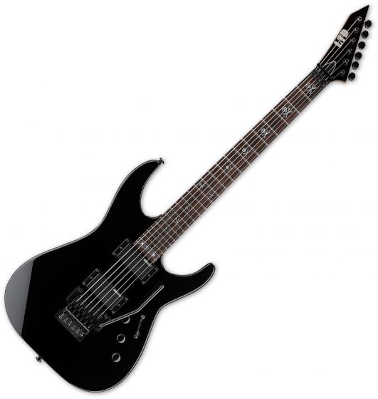 ESP LTD Kirk Hammet KH-202 Signature Electric Guitar Black LKH202