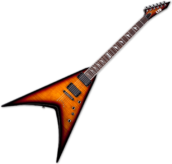 ESP LTD V-401FM Electric Guitar in 3 Tone Sunburst B-Stock LV401FM3TB.B
