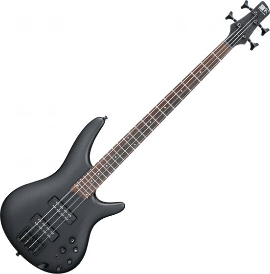 Ibanez SR Standard SR300EB Electric Bass Weathered Black SR300EBWK
