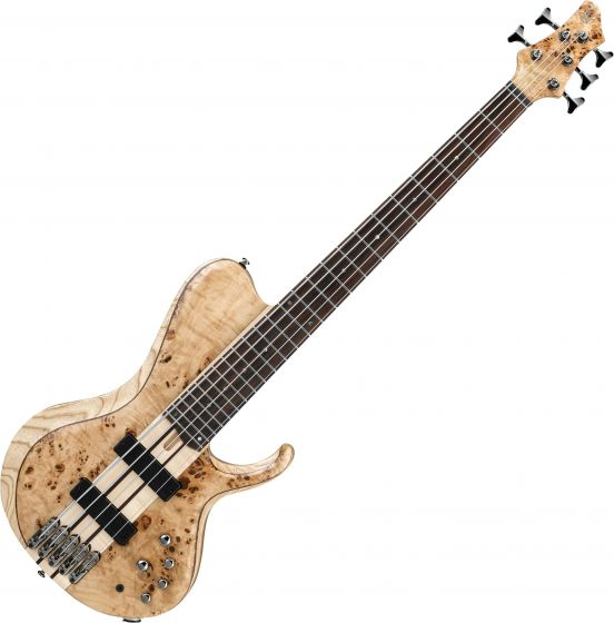 Ibanez Bass Workshop BTB845SC 5 String Electric Bass Natural Low Gloss BTB845SCNTL
