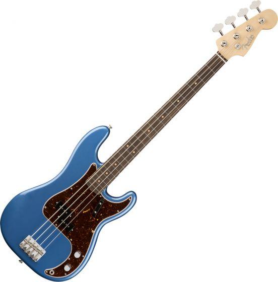 Fender American Original 60s Precision Bass Electric Guitar Lake Placid Blue 0190120802