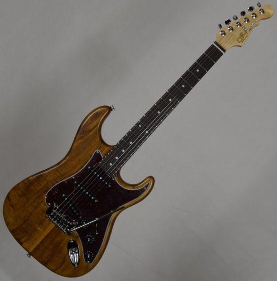 G&L Legacy USA Custom Monkey Pod Electric Guitar in Natural Satin Finish USA LGCY-NATF-RW 8631