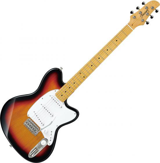 Ibanez Talman Standard TM330M Electric Guitar Tri Fade Burst TM330MTFB