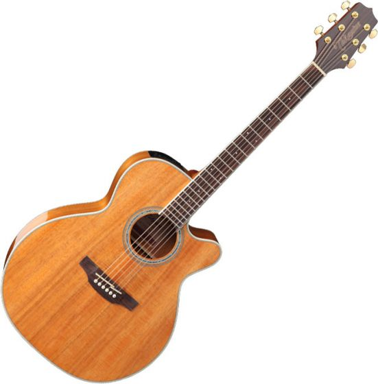 Takamine GN77KCE NAT NEXC Acoustic Electric Guitar Natural TAKGN77KCENAT