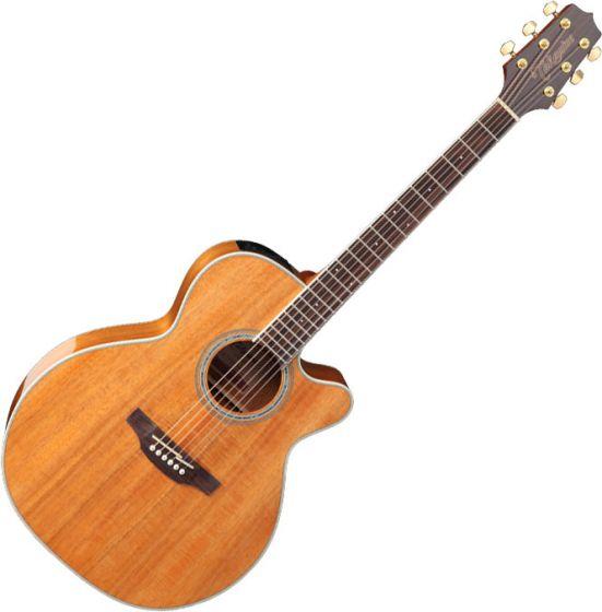 Takamine GN77KCE NAT NEXC Acoustic Electric Guitar Natural B Stock sku number TAKGN77KCENAT.B