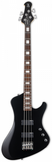 ESP LTD STREAM-204 Black Satin Bass Guitar sku number LSTREAM204BLKS