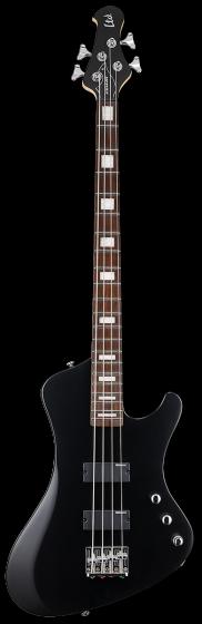 ESP LTD STREAM-204 Black Satin Bass Guitar B-Stock LSTREAM204BLKS.B