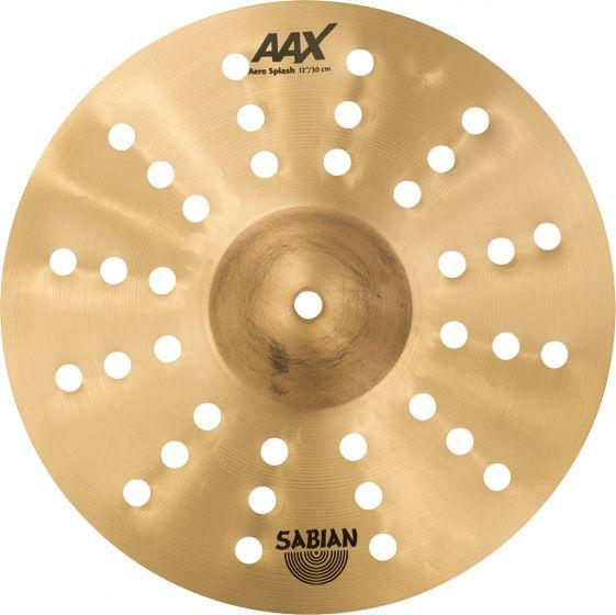 """Sabian 12"""" AAX Aero Splash 212XAC"""