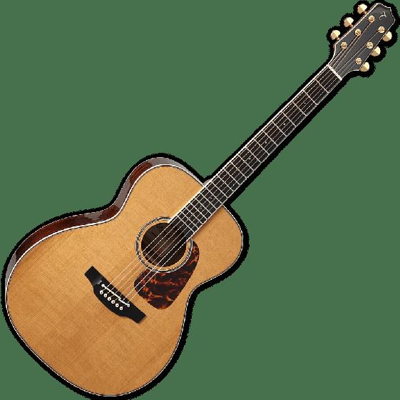 Takamine CP7MO-TT Pro Orchestra Model Thermal Top Acoustic Guitar Natural B-Stock TAKCP7MOTT.B