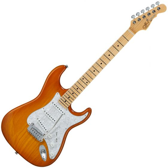 G&L Legacy USA Fullerton Deluxe in Honey Burst sku number FD-LGCY-HNB-MP