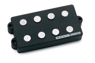 Seymour Duncan SMB-4D 4-String Ceramic Magnet Pickup For Music Man 11402-20