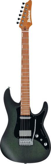 Ibanez Erick Hansel Signature EH10 TGM Transparent Green Matte Electric Guitar w/Bag sku number EH10TGM