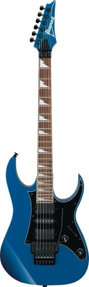 Ibanez RG550DX LB RG Genesis Collection Laser Blue Electric Guitar sku number RG550DXLB