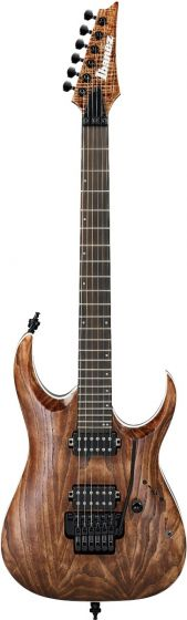 Ibanez RGA60AL ABL RGA Axion Label 6 String Antique Brown Stained Low Gloss Electric Guitar RGA60ALABL