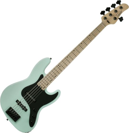 Schecter J-5 Electric Bass in Sea foam Green SCHECTER2912