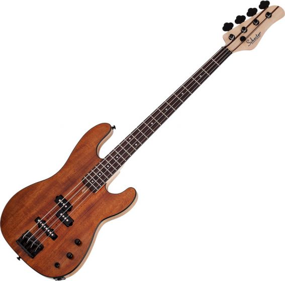 Schecter Michael Anthony MA-4 Electric Bass Gloss Natural SCHECTER451