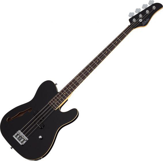 Schecter dUg Pinnick Baron-H Electric Bass Gloss Black SCHECTER262