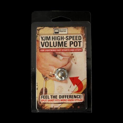 Seymour Duncan YJM-500 Potentiometers High-Speed Volume Pot 500k 11807-50-500k
