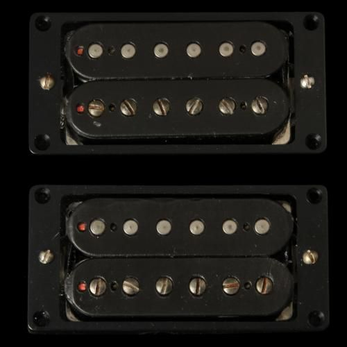 Seymour Duncan Antiquity JB Pickup Set For Jazz Bass (Black or Zebra Cover) 11014-15