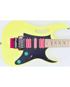Ibanez Steve Vai Signature JEM777 Electric Guitar Desert Sun Yellow