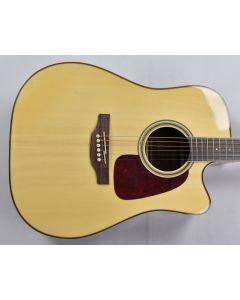 Takamine GD93CE-NAT G-Series G90 Cutaway Acoustic Electric Guitar Natural B-Stock