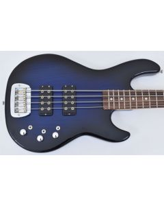 G&L Tribute L-2000 Bass in Blueburst with Rosewood Fingerboard Demo