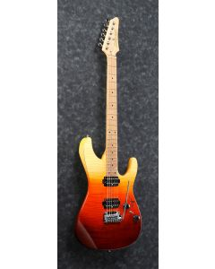 Ibanez AZ Premium Tequila Sunrise Gradation AZ242F TSG Electric Guitar w/Case