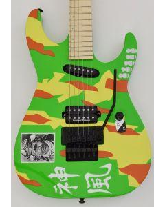 ESP LTD GL-KAMI4 George Lynch Electric Guitar Kamikaze Graphic B Stock