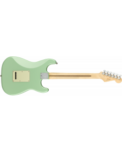Fender Limited Edition American Professional Stratocaster Left-Hand with MHC  Surf Green Electric Guitar