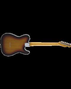 Fender Made in Japan Traditional '60s Telecaster Custom Left-Hand  3-Color Sunburst Electric Guitar