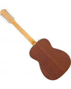 Fender Tim Armstrong Hellcat-12 String Acoustic Electric Guitar in Natural
